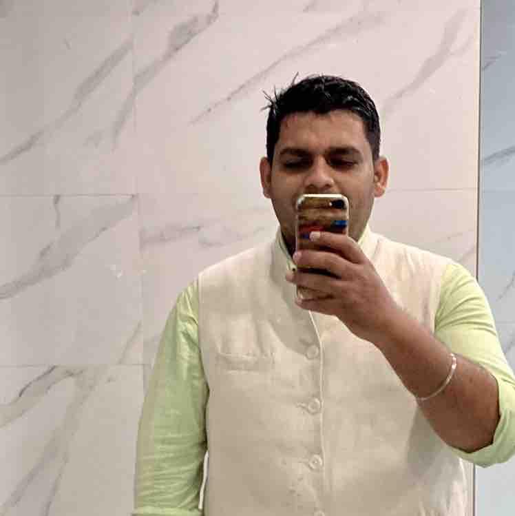 Saransh Singh