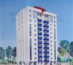 2 BHK 851 Sq.Ft. Apartment For Sale in Shivanand Garden