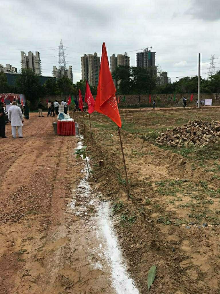 250 Sq.Yd. Plot in Sohna Road