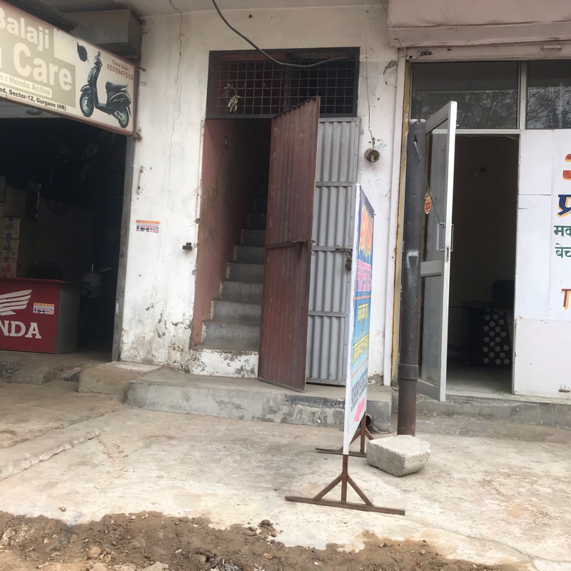 Retail Shop For Rent in Sector 12A