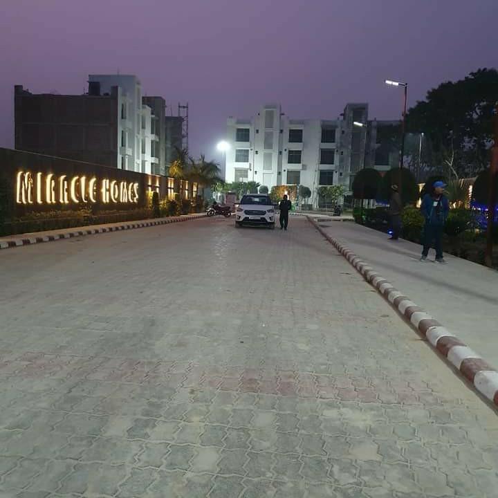 3 BHK 1144 Sq.Ft. Builder Floor in Faizabad Road