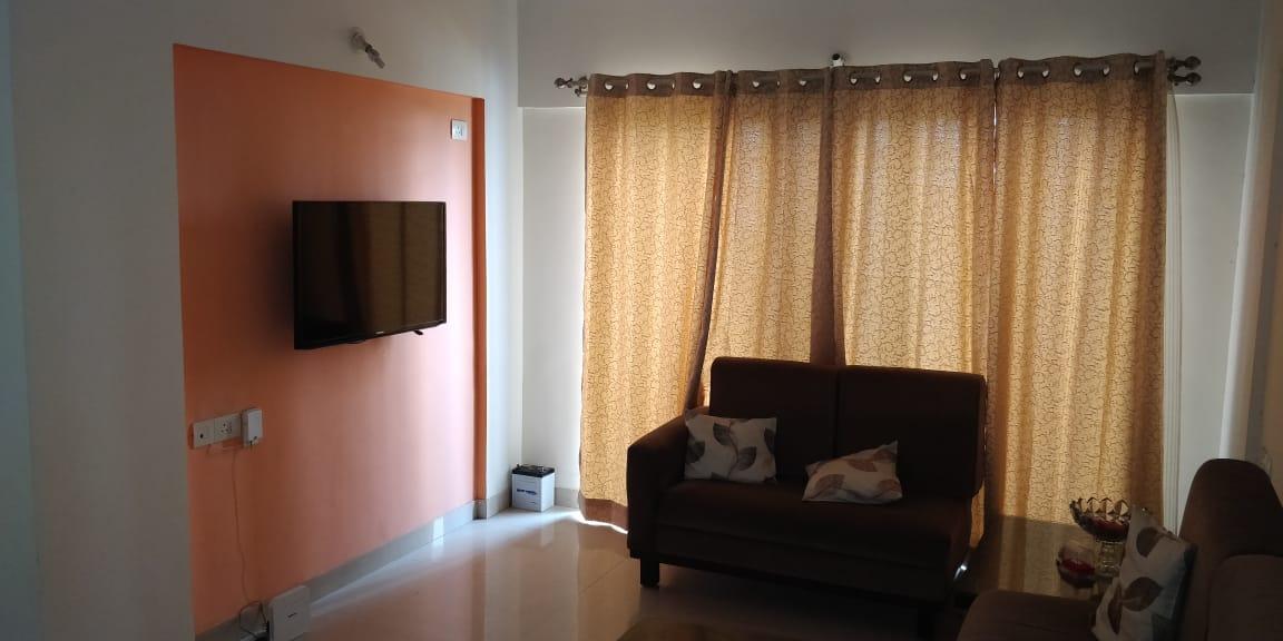 2 BHK  Apartment For Rent in Brahma Suncity