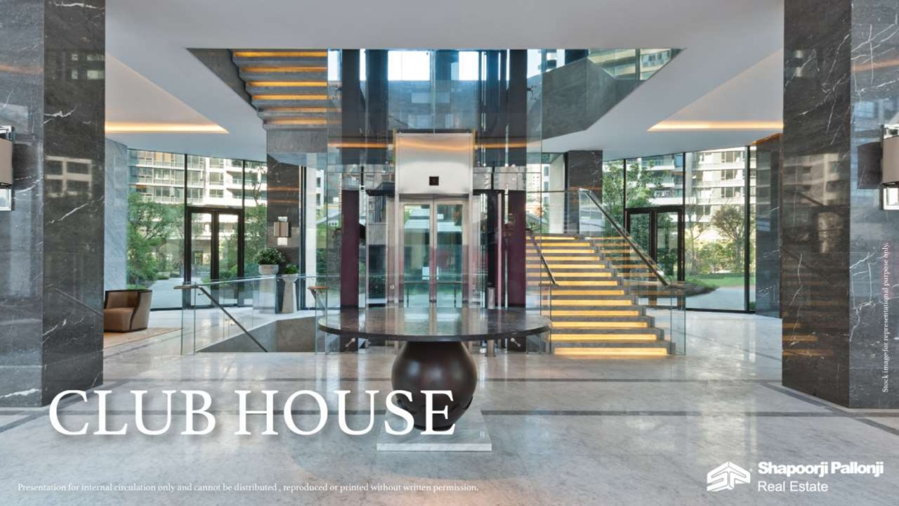 2 BHK  Apartment For Sale in Shapoorji Pallonji Sensorium