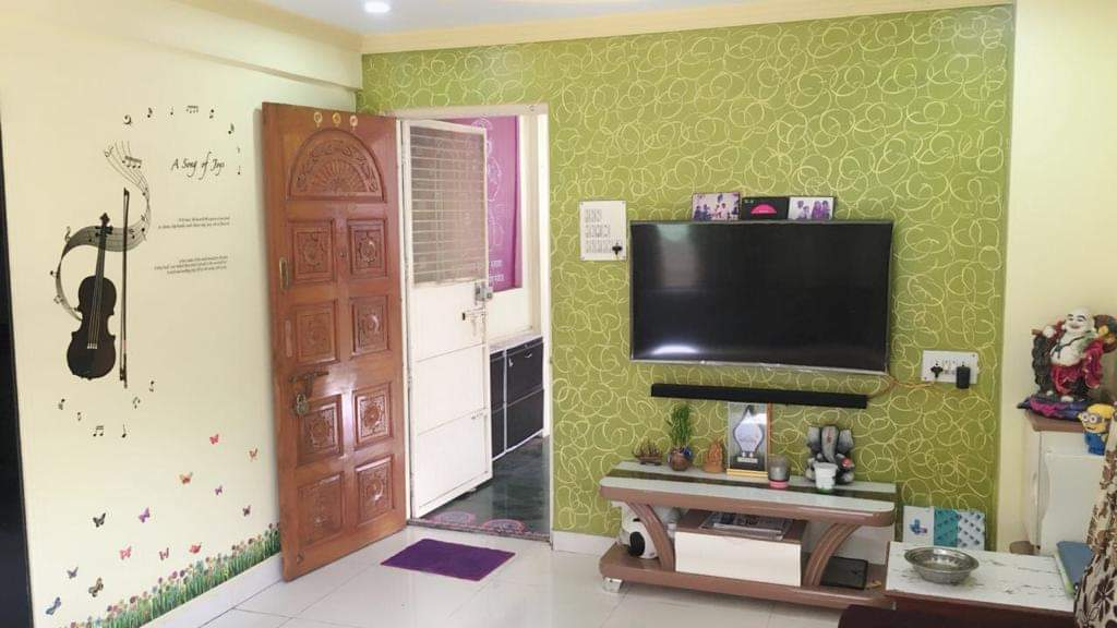 1 BHK + Pooja Room  Builder Floor For Sale in Talegaon