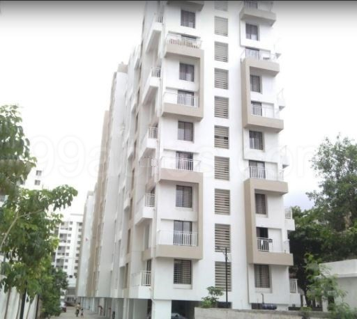 2 BHK + Pooja Room  Apartment For Sale in Handewadi