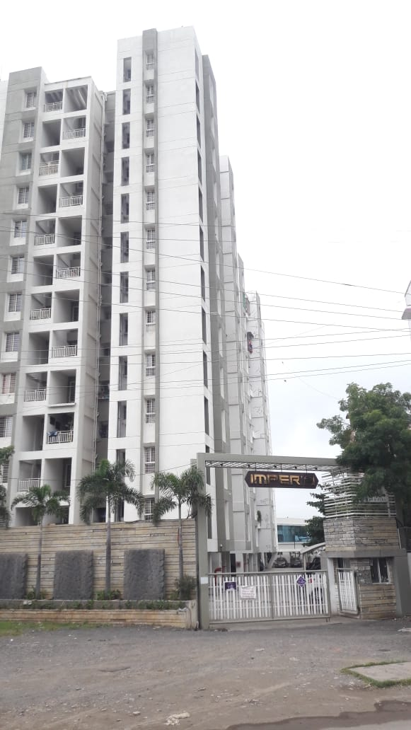 2 BHK + Pooja Room,Study Room  Apartment For Sale in Phursungi