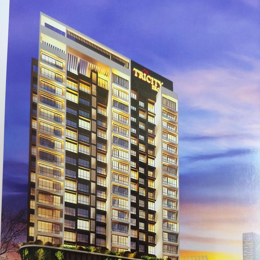 3 BHK 1460 Sq.Ft. Apartment in Kharghar