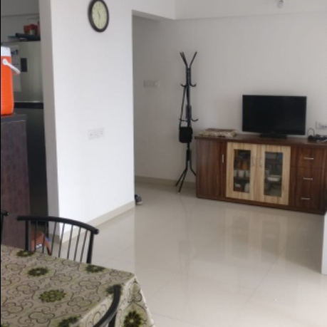 2 BHK + Pooja Room,Servant Room,Study Room,Extra Room  Apartment For Sale in Bhekrai Nagar