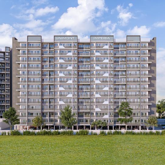 2 BHK 830 Sq.Ft. Apartment in Taloje Panchnad