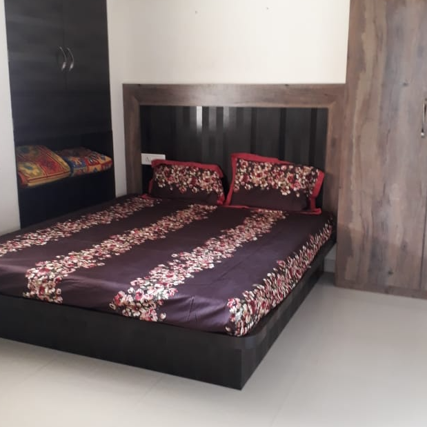 2 BHK + Pooja Room 1100 Sq.Ft. Apartment in Dharmavat Sunder Sanskruti