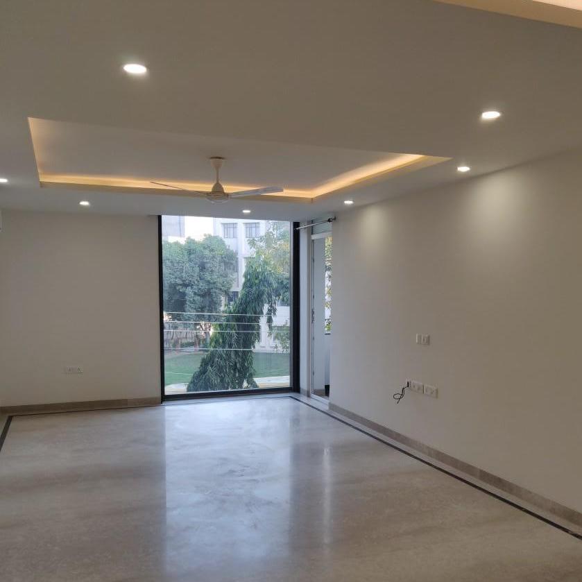 3 BHK + Servant Room  Builder Floor For Rent in DLF Phase I