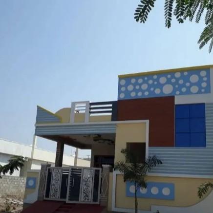 2 BHK + Pooja Room 130 Sq.Yd. Independent House in Sangareddy