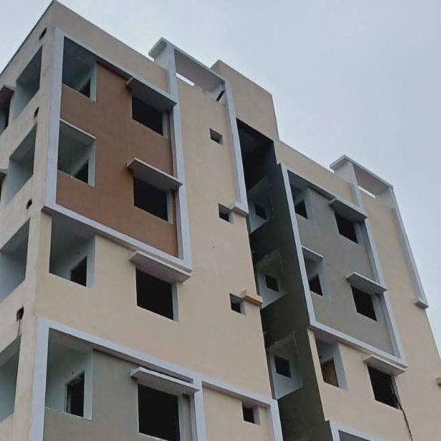 2 BHK + Pooja Room  Apartment For Sale in Lankelapalem