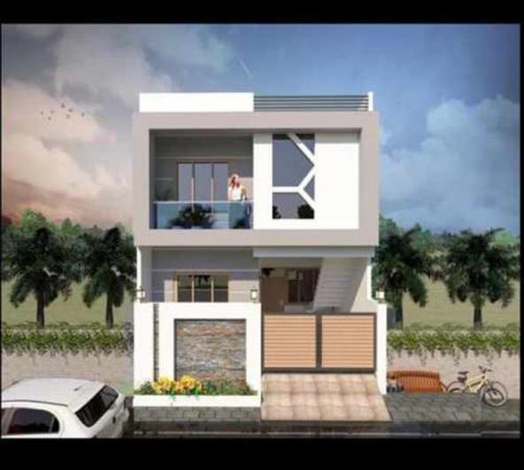 3 BHK + Pooja Room  Villa For Sale in Gomti Nagar