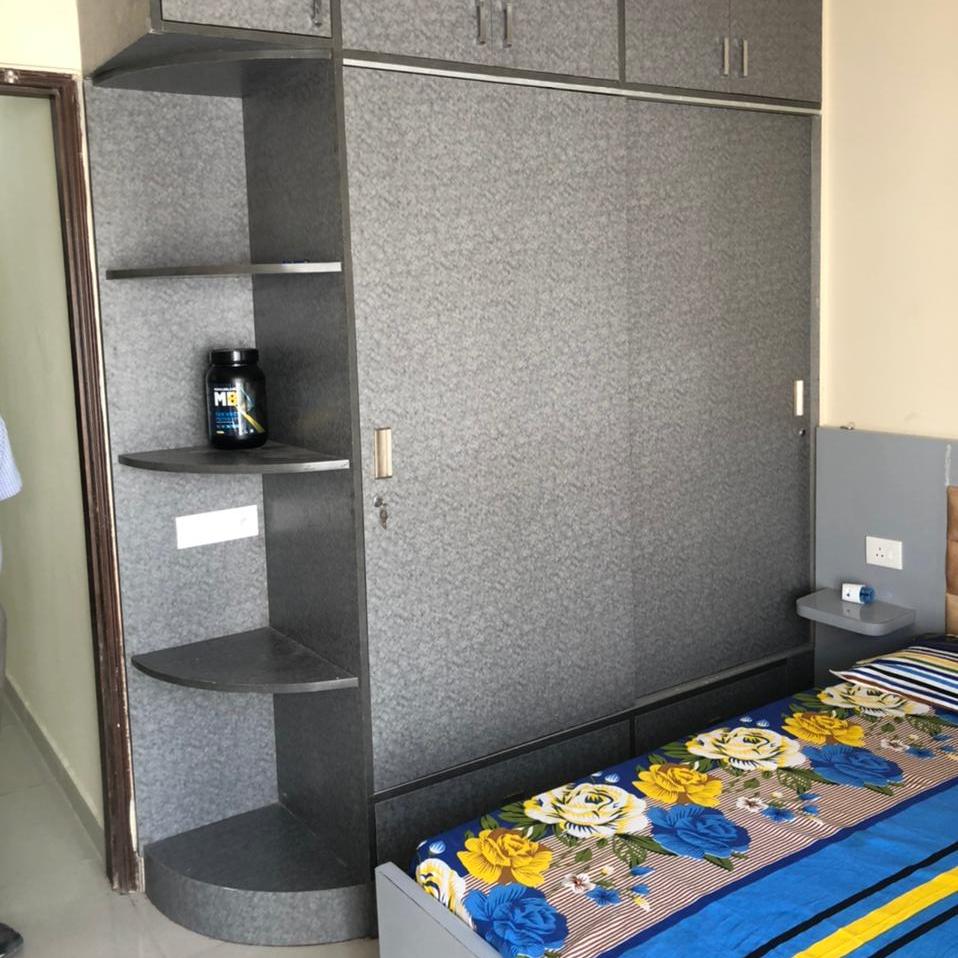1 BHK + Pooja Room  Builder Floor For Rent in Golf Course Road
