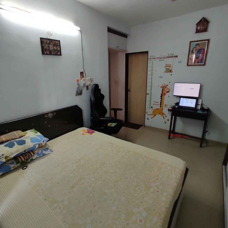 2 BHK + Pooja Room  Apartment For Sale in RK Lunkad Nisarg Kiran