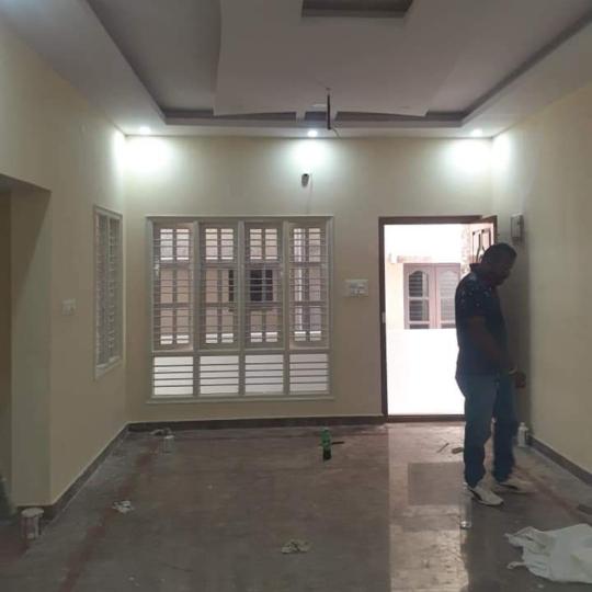 1 BHK + Pooja Room 438 Sq.Ft. Independent House in Nagarbhavi Circle