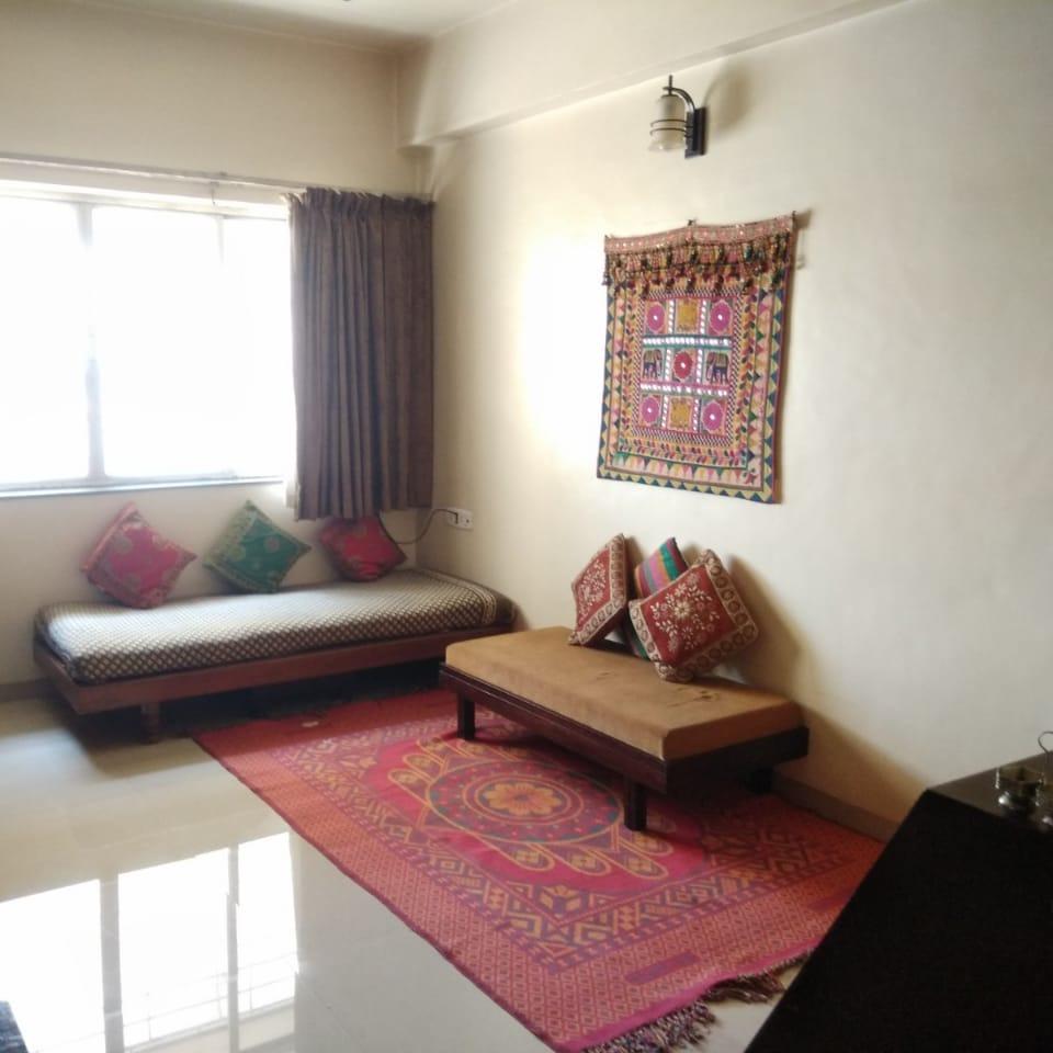 2 BHK + Pooja Room  Apartment For Sale in Gulmohar Garden