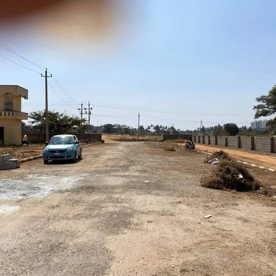 3500 Sq.Ft. Land in Anugondahalli