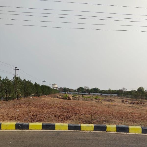 207 Sq.Yd. Plot in Shadnagar