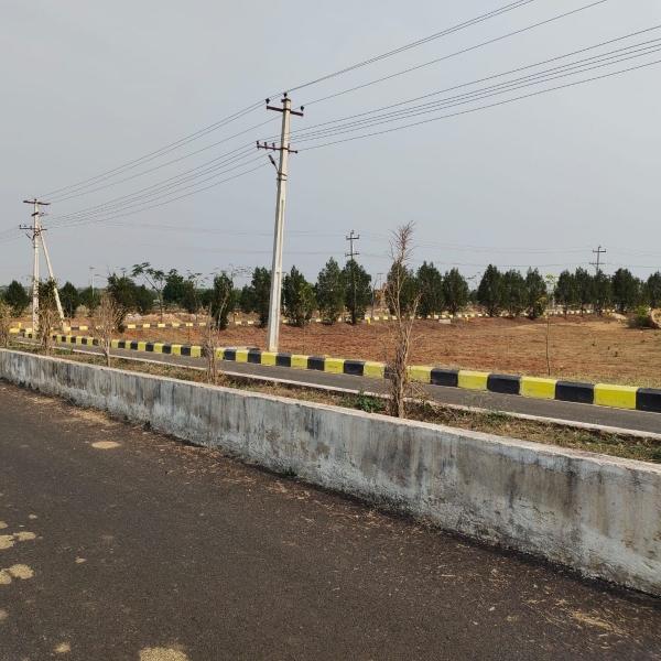 148 Sq.Yd. Plot in Shadnagar