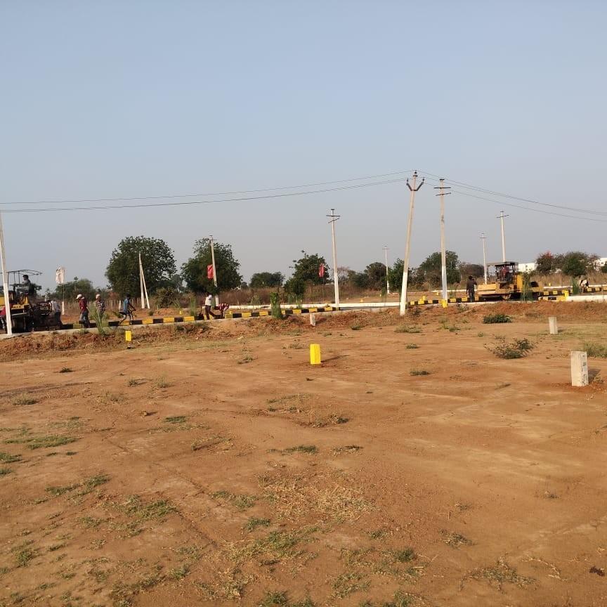 167 Sq.Yd. Plot in Shadnagar