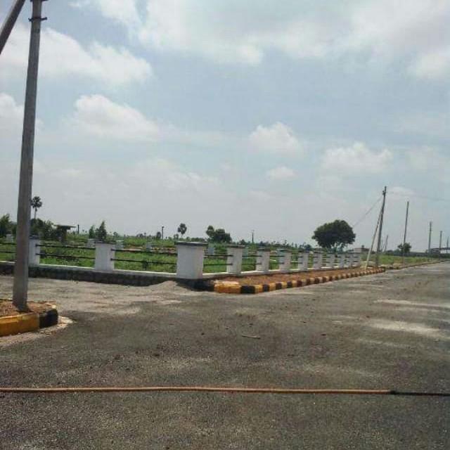 179 Sq.Yd. Plot in Shadnagar