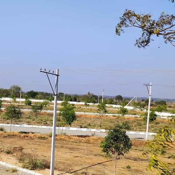 167 Sq.Yd. Plot in Sangareddy