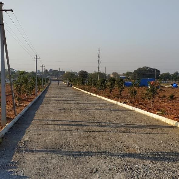 336 Sq.Yd. Plot in Sangareddy