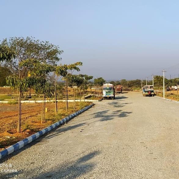 453 Sq.Yd. Plot in Sangareddy