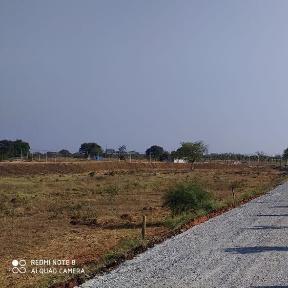 299 Sq.Yd. Plot in Sangareddy