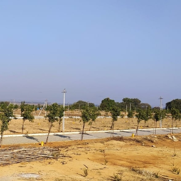 204 Sq.Yd. Plot in Sangareddy