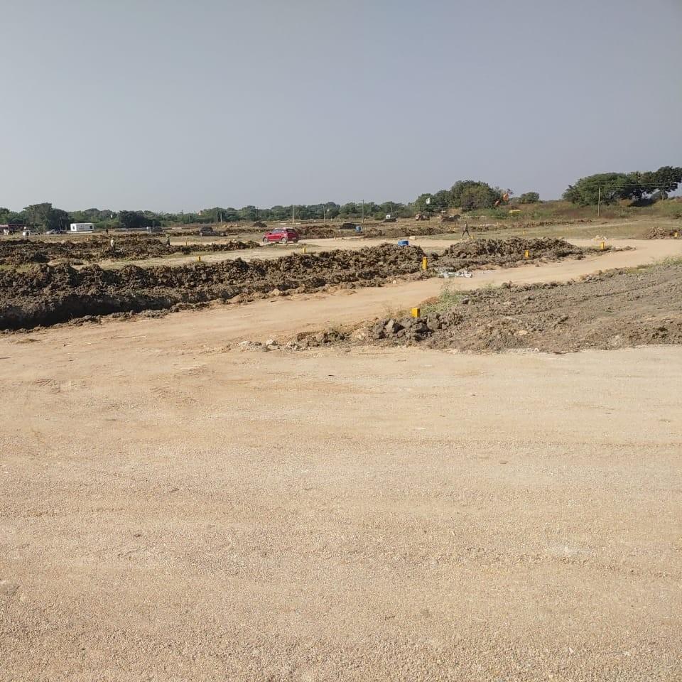231 Sq.Yd. Plot in Sangareddy