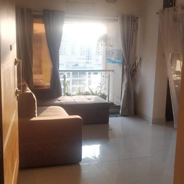 1 BHK 550 Sq.Ft. Apartment in Mira Road