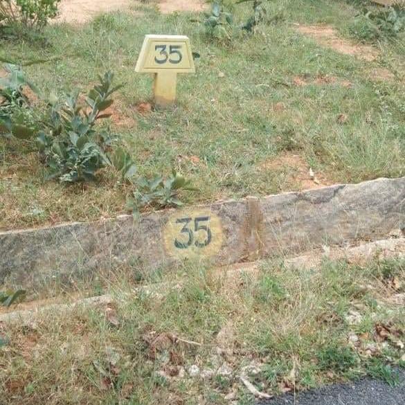 2450 Sq.Ft. Land in KPT Vijaya Harmony