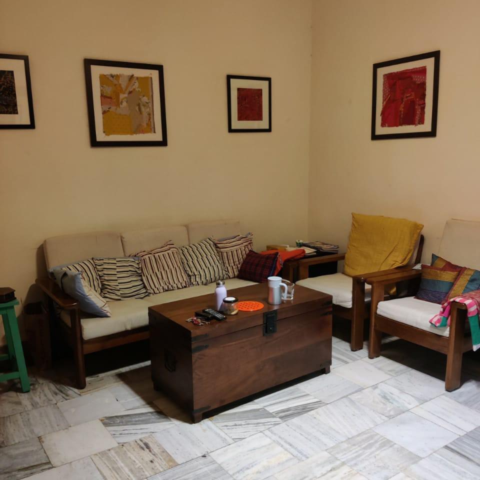 1.5 BHK + Pooja Room 1000 Sq.Ft. Builder Floor in Gpm Bloosom Greens