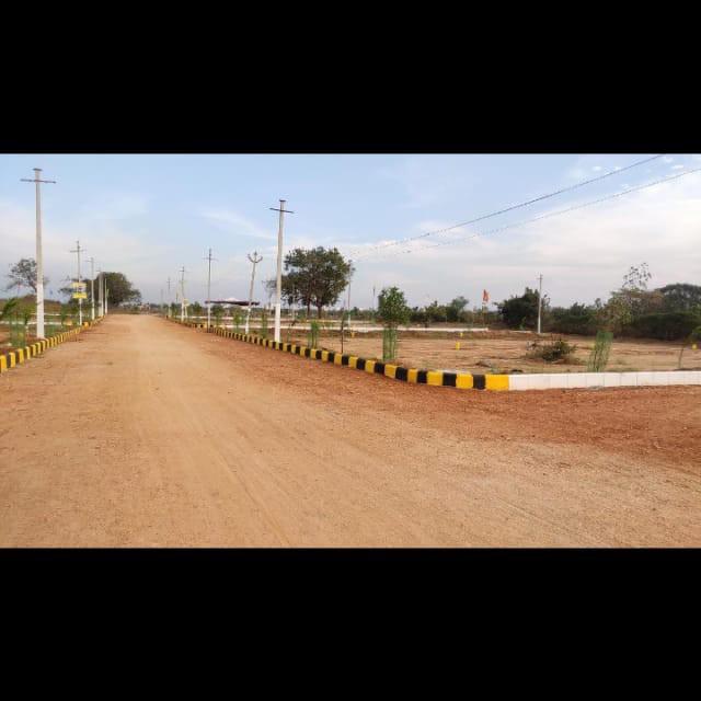 246 Sq.Yd. Plot in Abdullahpurmet