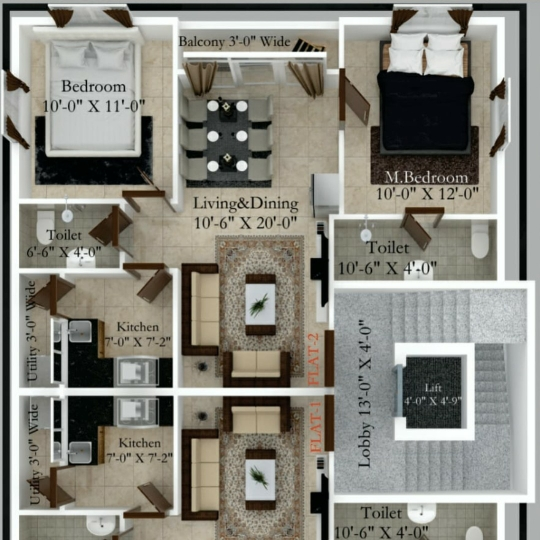 floor-plan-Picture-shaikpet-2151166