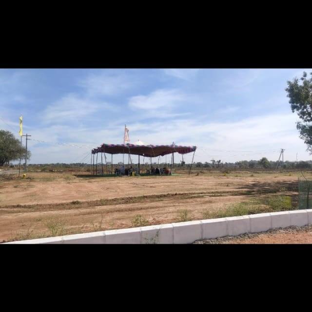 194 Sq.Yd. Plot in Abdullahpurmet