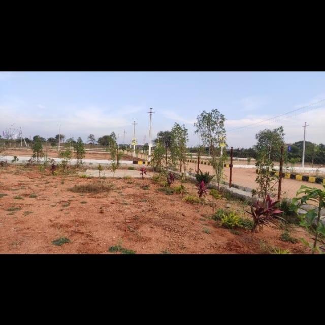 334 Sq.Yd. Plot in Abdullahpurmet