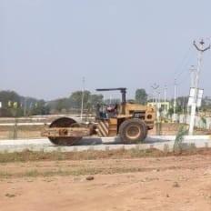 339 Sq.Yd. Plot in Abdullahpurmet