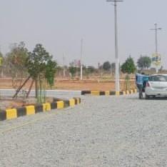 335 Sq.Yd. Plot in Abdullahpurmet