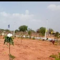 336 Sq.Yd. Plot in Abdullahpurmet