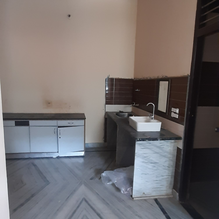 1 BHK  Builder Floor For Rent in Dharam Colony