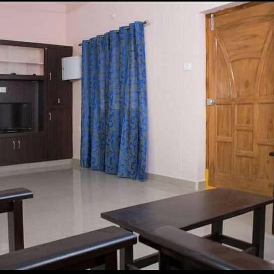 2 BHK + Pooja Room 1071 Sq.Ft. Apartment in Sri Satya Sai Enclave