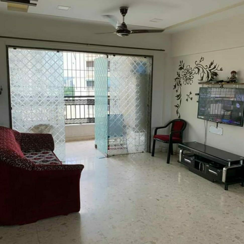 2 BHK 1150 Sq.Ft. Apartment in Airoli