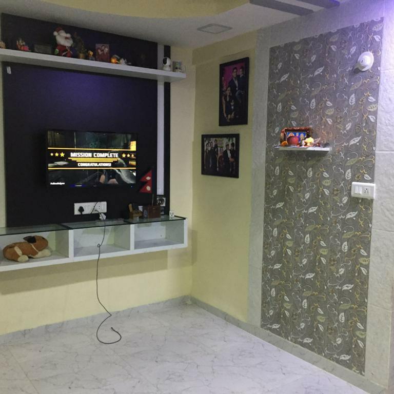 1 BHK 650 Sq.Ft. Apartment in Airoli