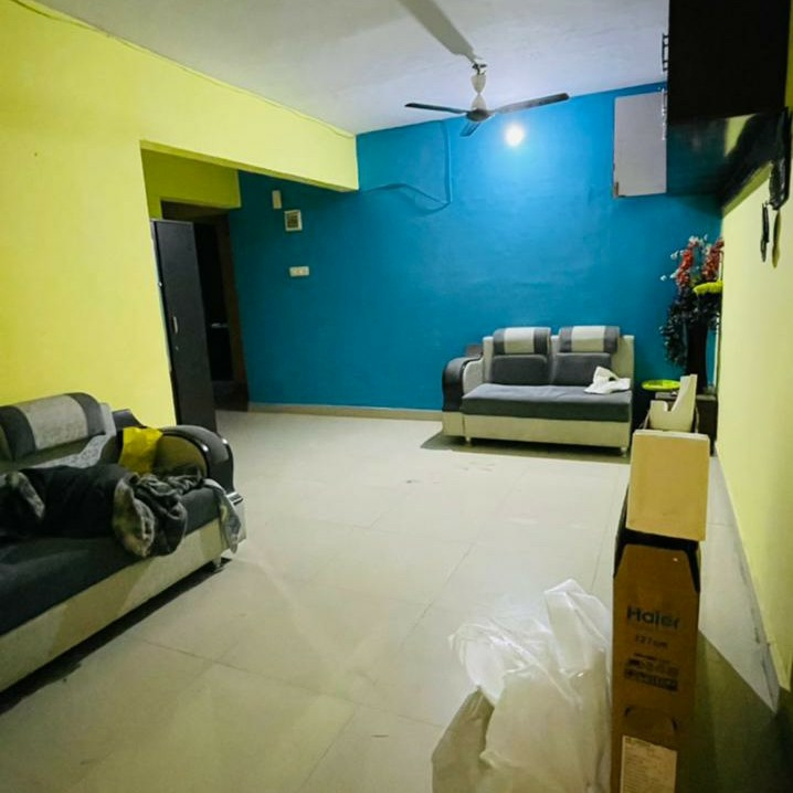 3 BHK 1250 Sq.Ft. Apartment in Airoli