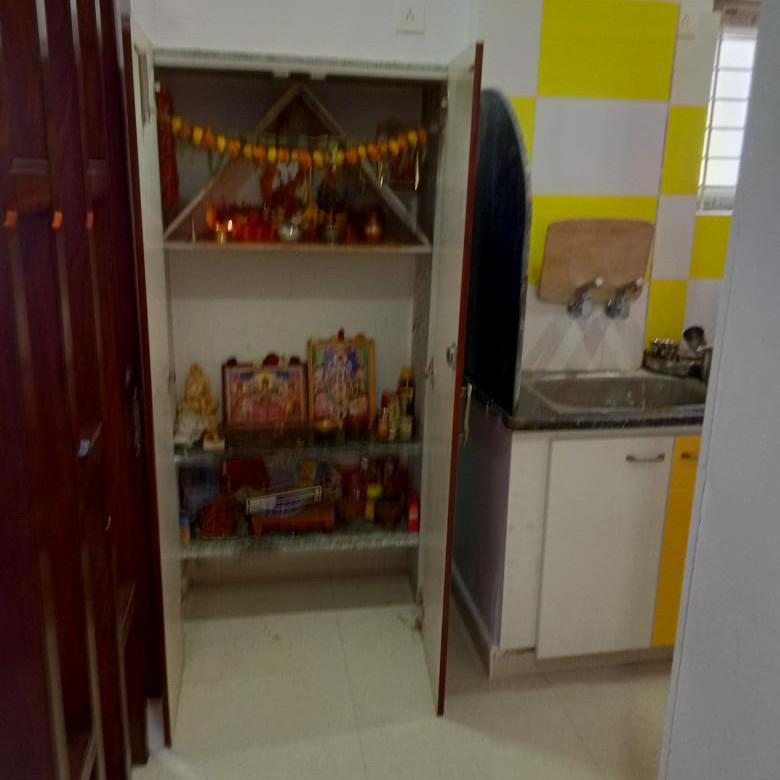 2 BHK + Pooja Room 1294 Sq.Ft. Apartment in Sri Venkateswara Chaturbhuja Homes