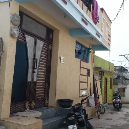 3 BHK 73 Sq.Yd. Independent House in Borabanda